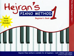 Hejran's Piano Method For Beginners